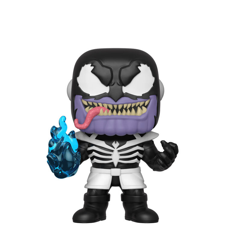 Funko POP! Heroes: Marvel Comics -  Thanos (Venom)