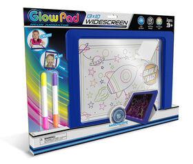 Mindscope Glow Pad Widescreen Bleu