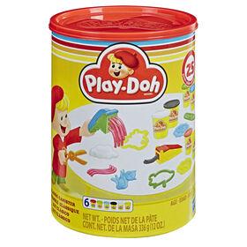 Play-Doh, ensemble rétro de contenants classiques - Notre exclusivité