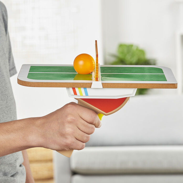 Tiny Pong Solo Table Tennis Kids Electronic Handheld Game - English Edition