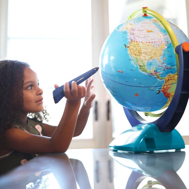 Educational Insights GeoSafari Jr Talking Globe - English Edition