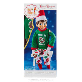 Elf on the Shelf - Claus Couture - Donut Be Naughty PJs
