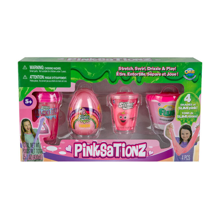 ORBSlimi Super Set Pinksationz - 4 pack - R Exclusif