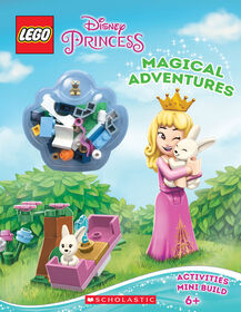 Scholastic - Lego Disney: Disney Princess Magical Adventures - Édition anglaise