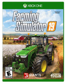 Xbox One - Farming Simulator 19  Xbox One