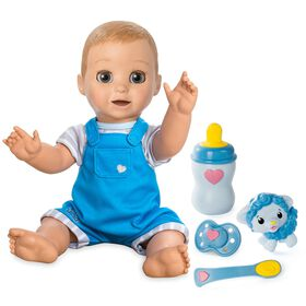 Luvabeau - Responsive Baby Doll with Realistic Expressions and Movement - Exclusive - R Exclusive