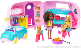 Barbie - Club Chelsea - Caravane