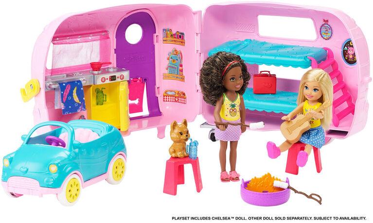 Barbie - Club Chelsea - Caravane