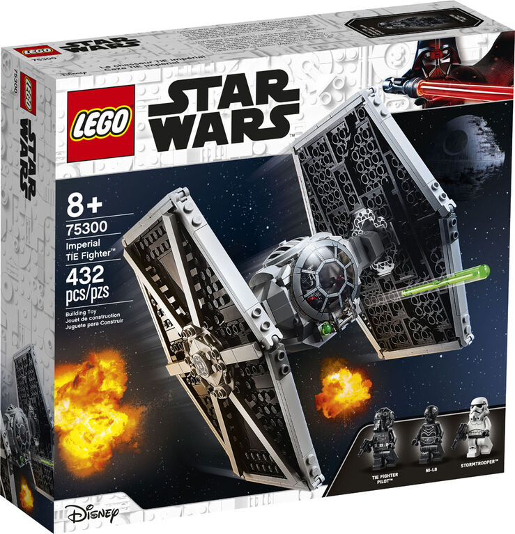 LEGO Star Wars Imperial TIE Fighter 75300