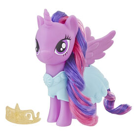 My Little Pony - Figurine Twilight Sparkle à habiller