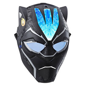 Marvel Black Panther Masque à effets spéciaux vibranium