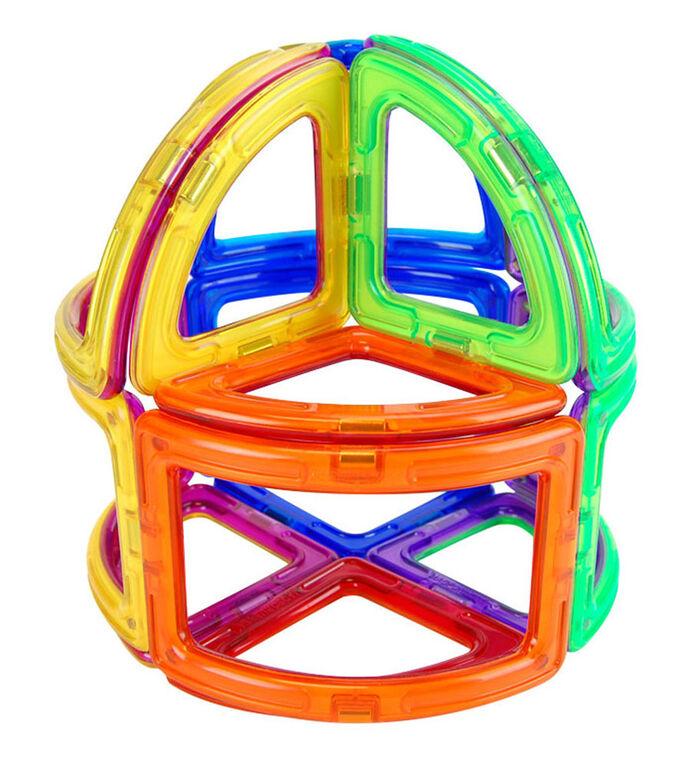 Magformers - Ensemble unique de 30 pièces