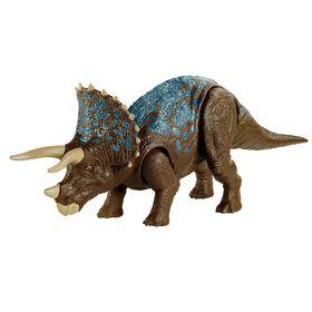 Jurassic World Camp Cretaceous Sound Strike Triceratops