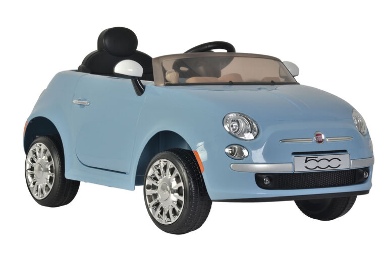 Fiat 500 12V- Blue