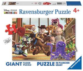 Ravensburger - Playing Around Floor Puzzle 60pc