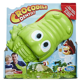 Hasbro Gaming - Jeu Crocodile Dentist