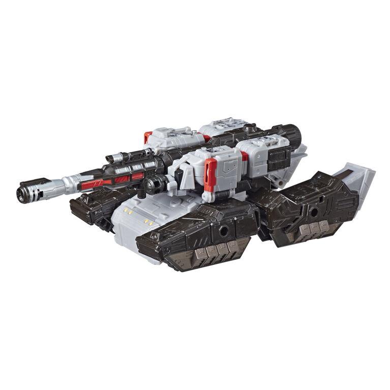 Transformers Generations War for Cybertron: Siege Voyager Class Megatron Action Figure