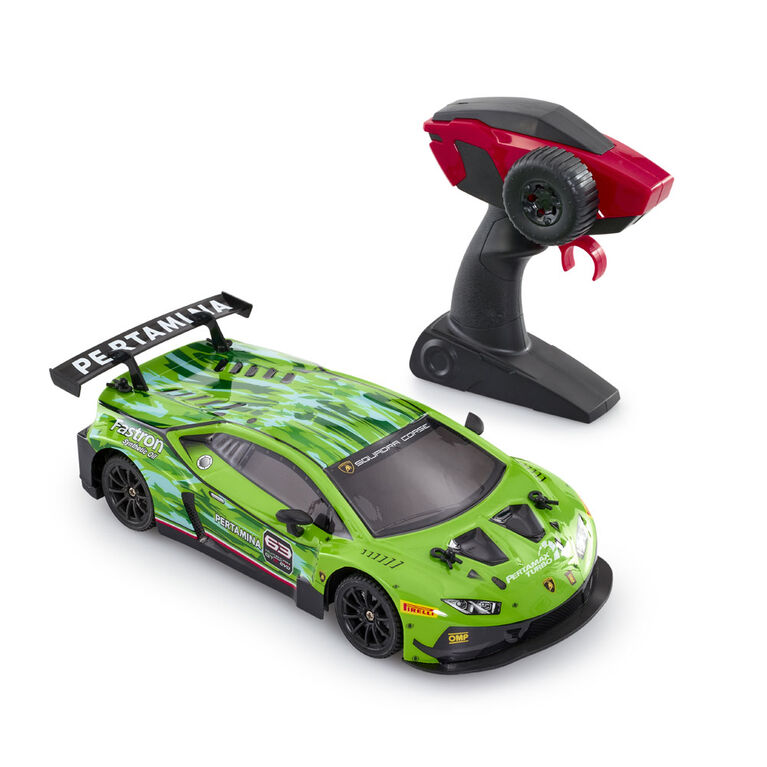 RC 1:16 Scale Lamborghini Hurricane GT3 Sport Green - R Exclusive