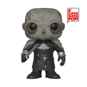 Figurine en Vinyle The Mountain (Unmasked) Par Funko POP! Game of Thrones - Édition anglaise