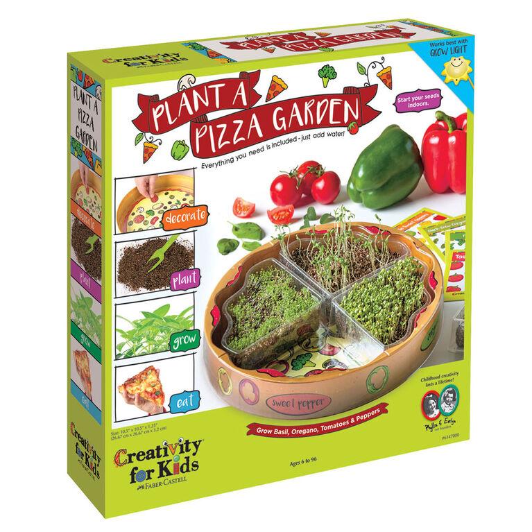 Plant a Pizza Garden