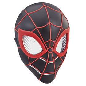 Marvel Spider-Man, Masque du héros Miles Morales.