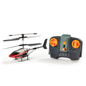 RC Aeroquest Armour Hawk Helicopter Red - R Exclusive