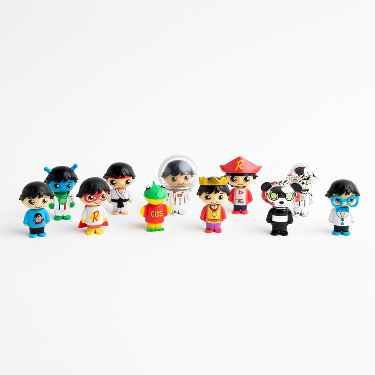 Ryan's World Mystery Micro Figures - English Edition