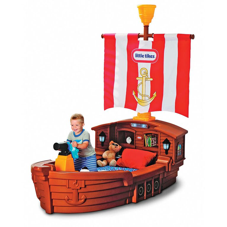 Little Tikes - Lit de tout-petit pirates