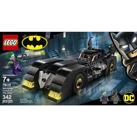 LEGO Super Heroes Batmobile : la poursuite du Joker 76119