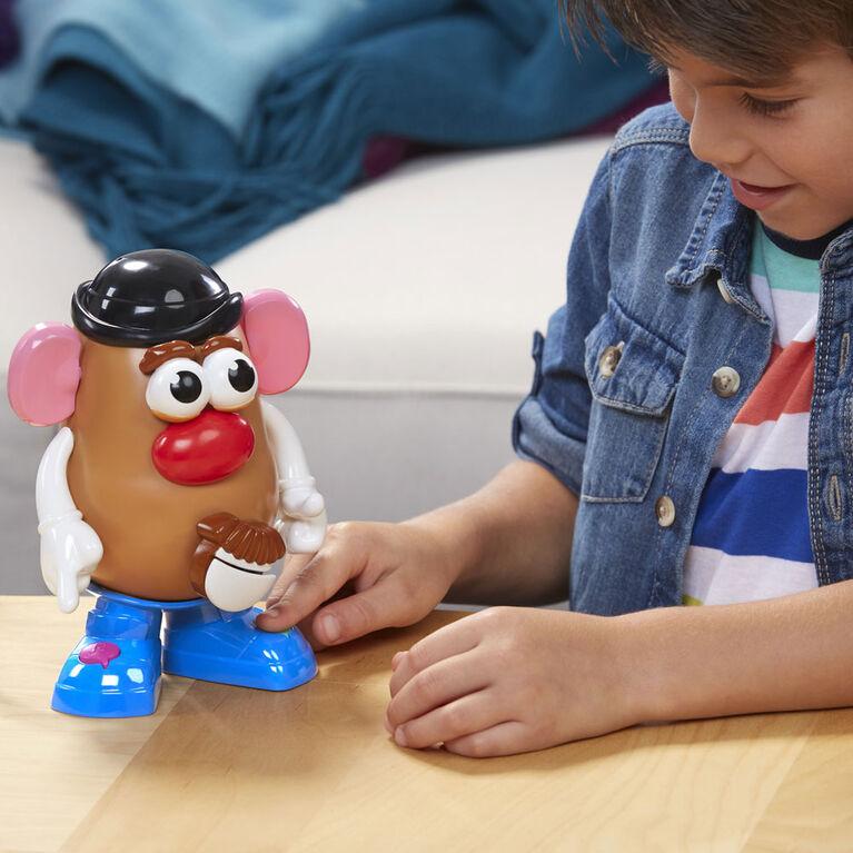 Playskool Mr. Potato Head - Jouet électronique interactif parlant Mon ami bavard