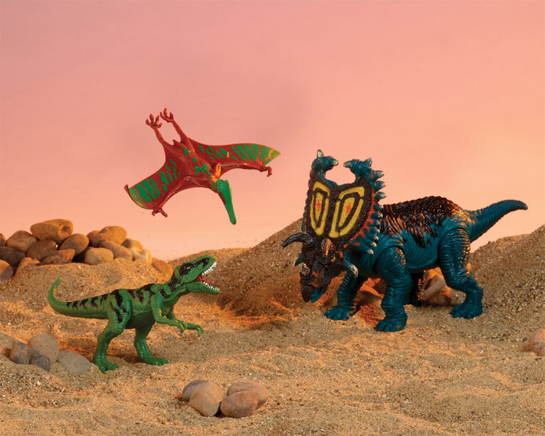 Animal Planet - Coffret dinosaure – Pentacératops