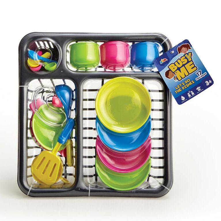 Coffret de vaisselle Let's Do The Dishes de Busy Me