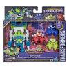 Transformers Bumblebee Cyberverse Adventures Cybertronian Villains Repugnus Revenge Pesticon 4 Pack Toy - R Exclusive