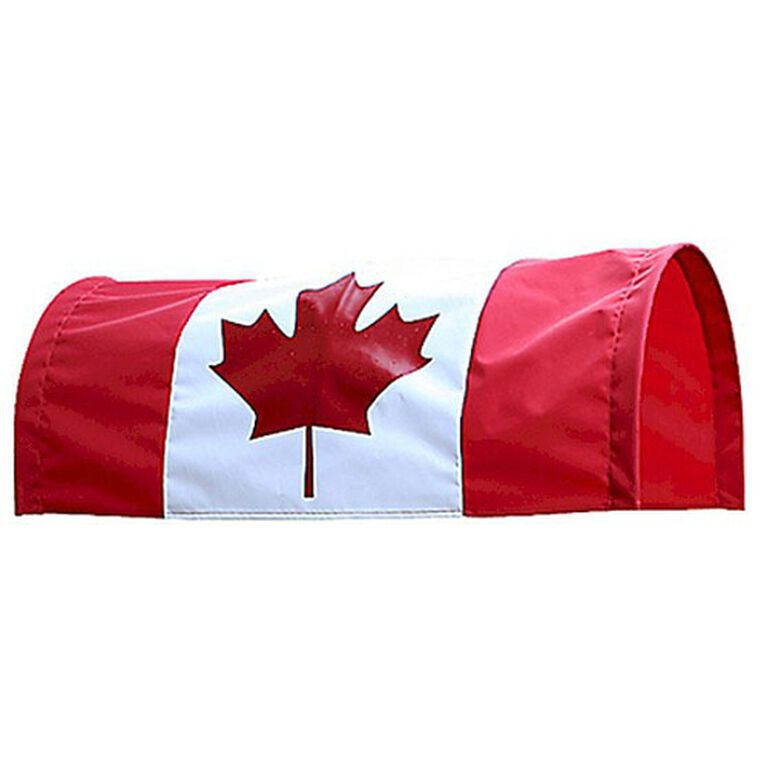 Millside - Canadian Flag Canopy