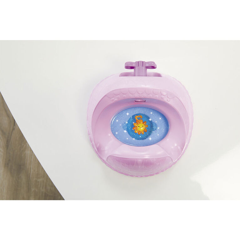 BABY born Surprise Magic Potty Surprise Green Eyes - Doll Pees Glitter & Poops Surprise Charms