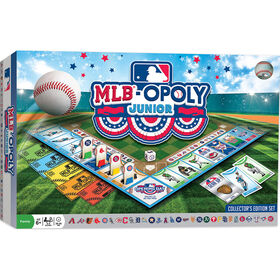 MLB Opoly Jr. - English Edition