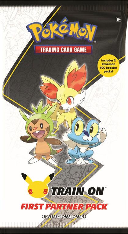 Pokémon First Partner Pack - Kalos - English Edition