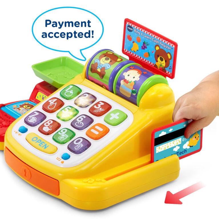 Vtech - Ring & Learn Cash Register - English Edition