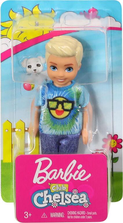 Barbie Club Chelsea Boy Doll - Shark