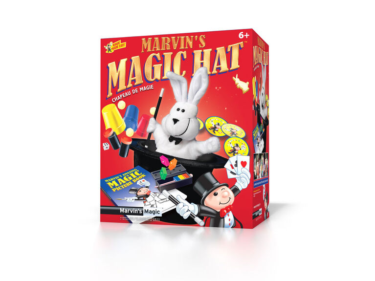 Marvin's Magic - Deluxe Magic Hat