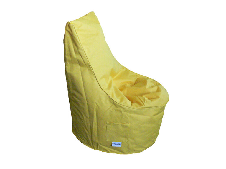 Boscoman - Euro Style Bean Bag - Yellow