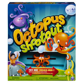 Octopus Shootout, Fun and Wacky Tabletop Hockey Game