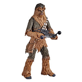 Star Wars The Black Series Chewbacca 6-Inch - 40th Anniversary Collectible Figure