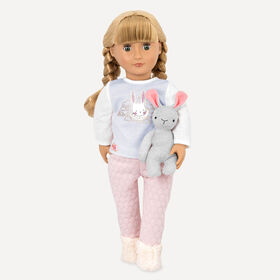 Our Generation, Jovie, 18-inch Sleepover Doll