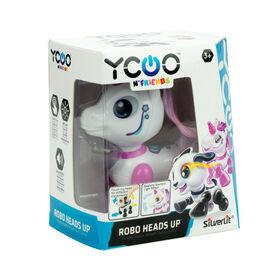 YCOO:  Robo Heads Up: Unicorn