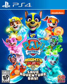 PlayStation 4 Paw Patrol Mighty Pups