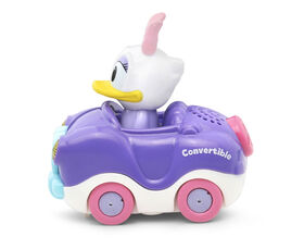 Vtech Go! Go! Smart Wheels - Disney Daisy Convertible - English Edition
