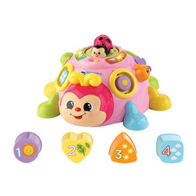 VTech Crazy Legs Learning Bugs - Pink - French Edition - Exclusive