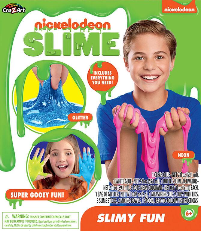 Nickelodeon Slime Kit - Medium