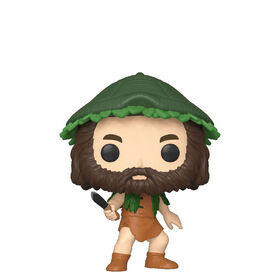 Funko POP! Movies: Jumanji - Alan Parrish with Knife - R Exclusive